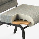Cold Cured Foam Seat