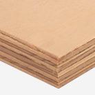 Plywood Seat & Back