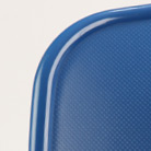 791G High Density Stacker Polypropylene Seat & Back