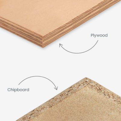 Dare to Compare - Plywood vs Chipboard