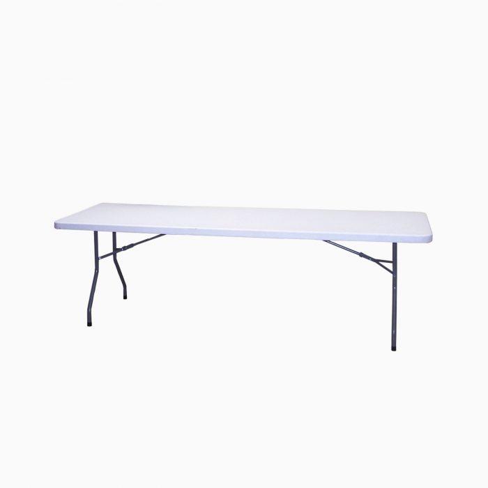 "30"" x 72"" Rectangular Folding Table"