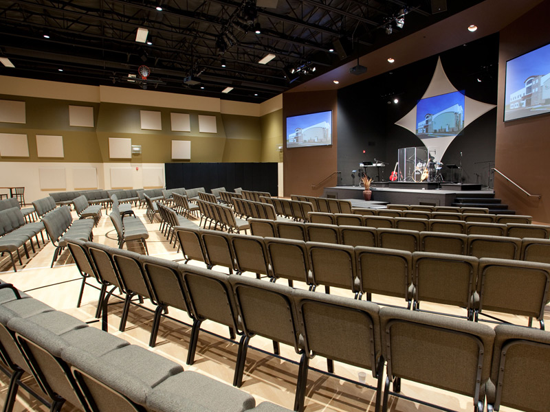 Kaw Prairie Community Church - Lenexa, KS