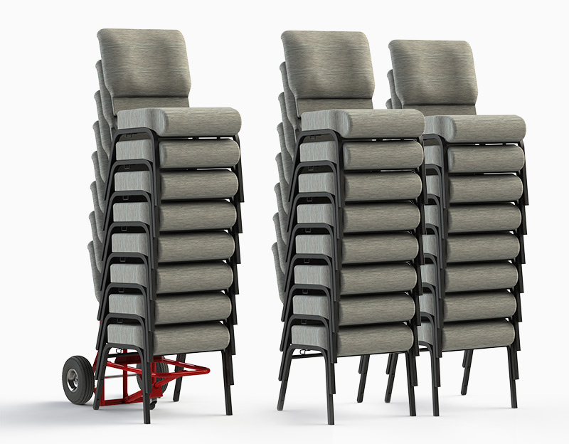 About ComforTek Seating Church Chairs