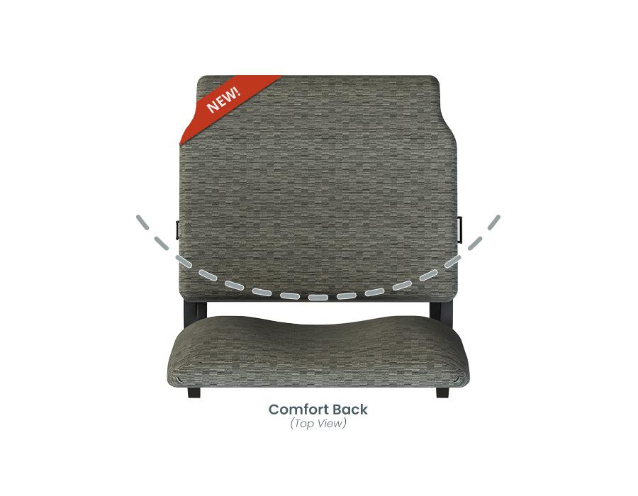 New Comfort Back by ComforTek