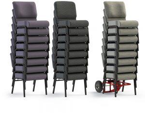 Church Pew Chairs by ComforTek
